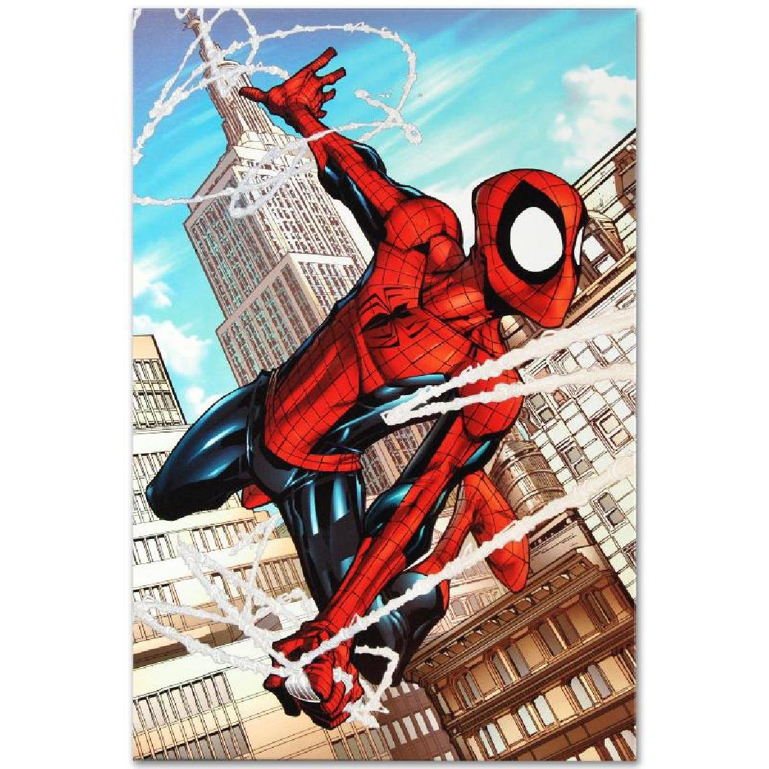 """Marvel Adventures: Spider-Man #50"" Limited Edition - 3"