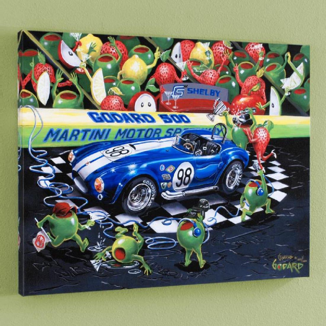 """We Olive A Shelby"" LIMITED EDITION Giclee on Canvas"