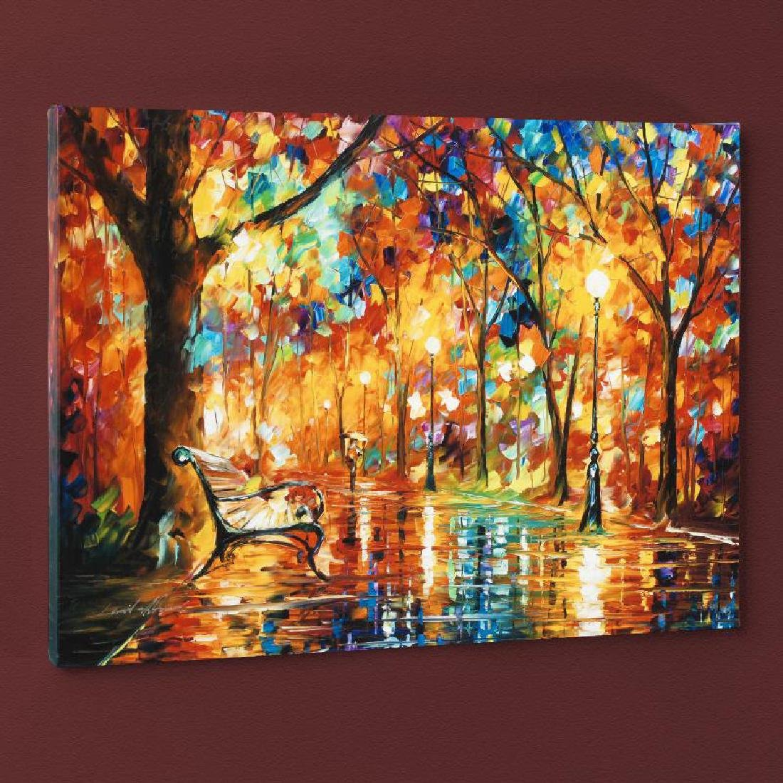 """Burst of Autumn"" LIMITED EDITION Giclee on Canvas by"