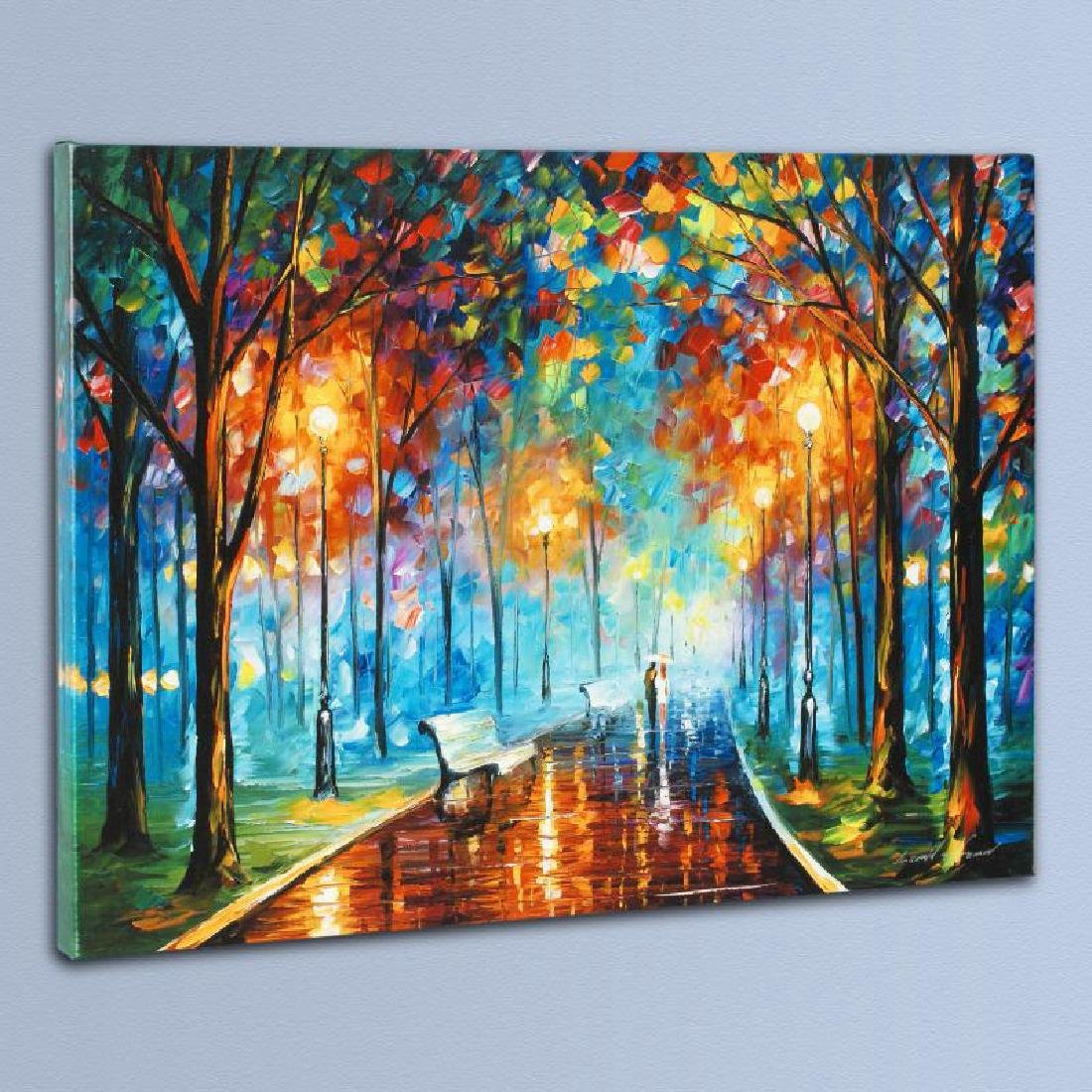 """""""Misty Mood"""" LIMITED EDITION Giclee on Canvas by Leonid"""
