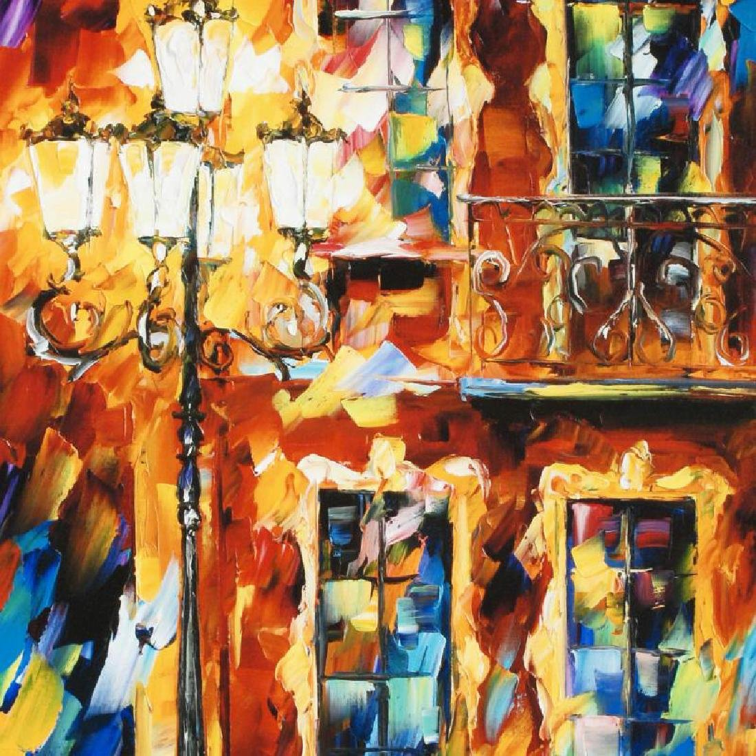 """""""Old Light"""" LIMITED EDITION Giclee on Canvas by Leonid - 2"""
