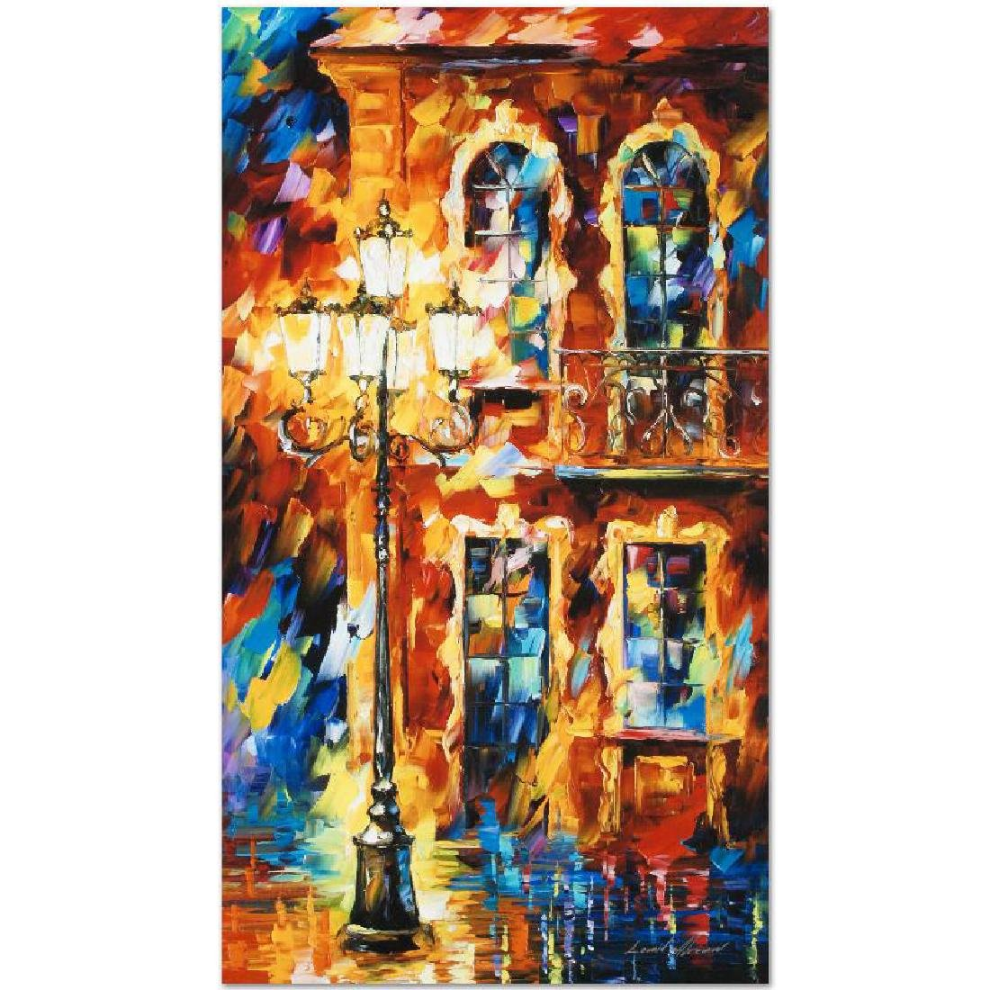 """""""Old Light"""" LIMITED EDITION Giclee on Canvas by Leonid - 3"""