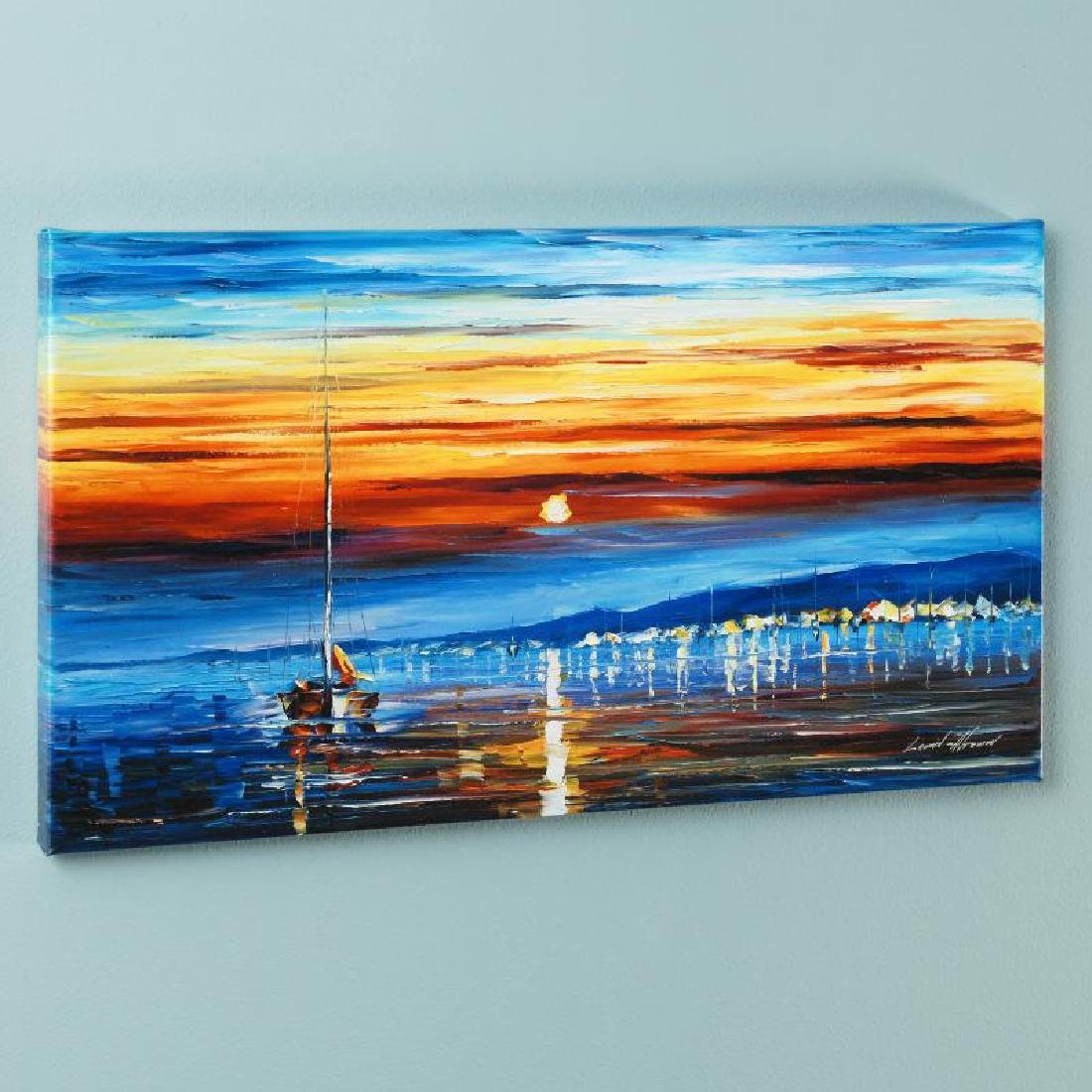"""""""Bright Star"""" LIMITED EDITION Giclee on Canvas by"""