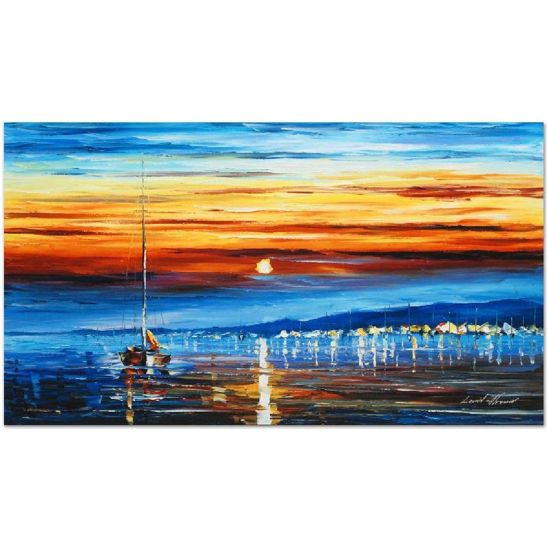 """""""Bright Star"""" LIMITED EDITION Giclee on Canvas by - 3"""