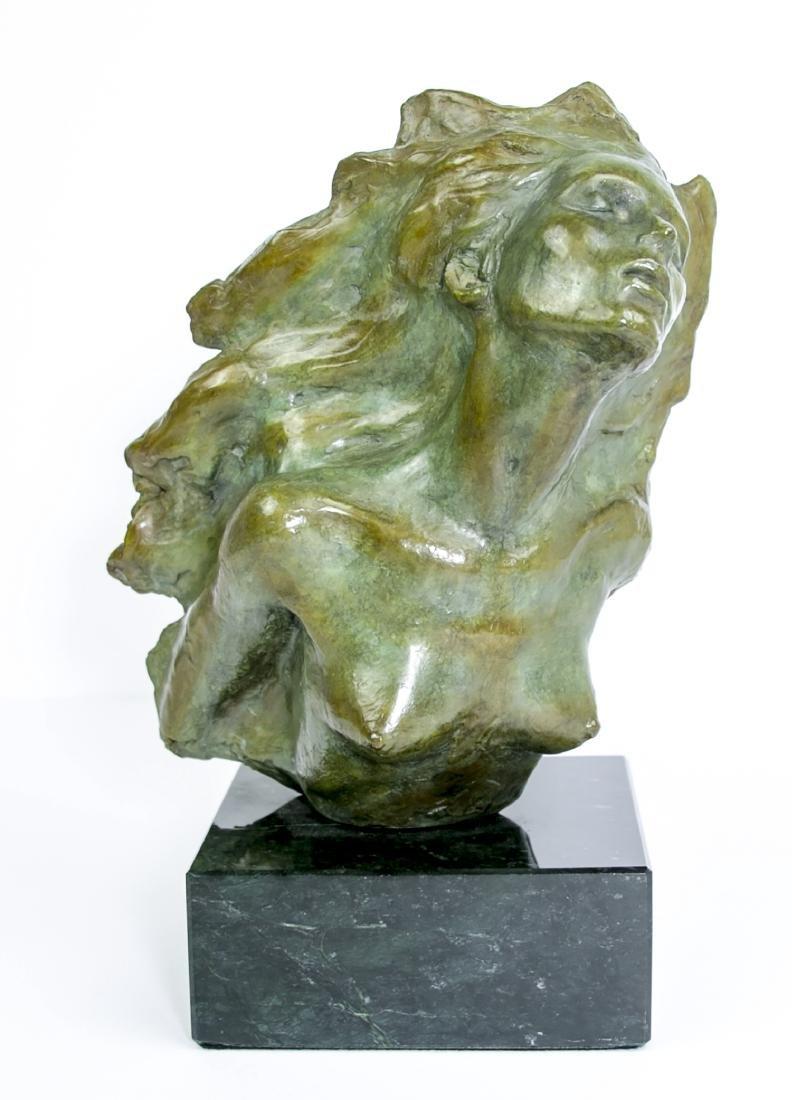 Frederick Hart Firebird Sculpture, Signed 1987 #154/350