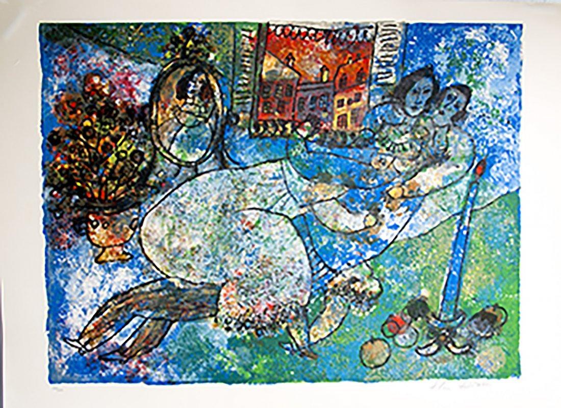 Theo Tobiasse - Behold My Beloved 1976