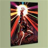 """""""Avengers #12"""" LIMITED EDITION Giclee on Canvas by John"""