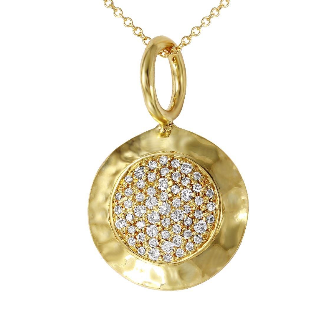 Ippolita 18KT Yellow Gold Diamond Necklace