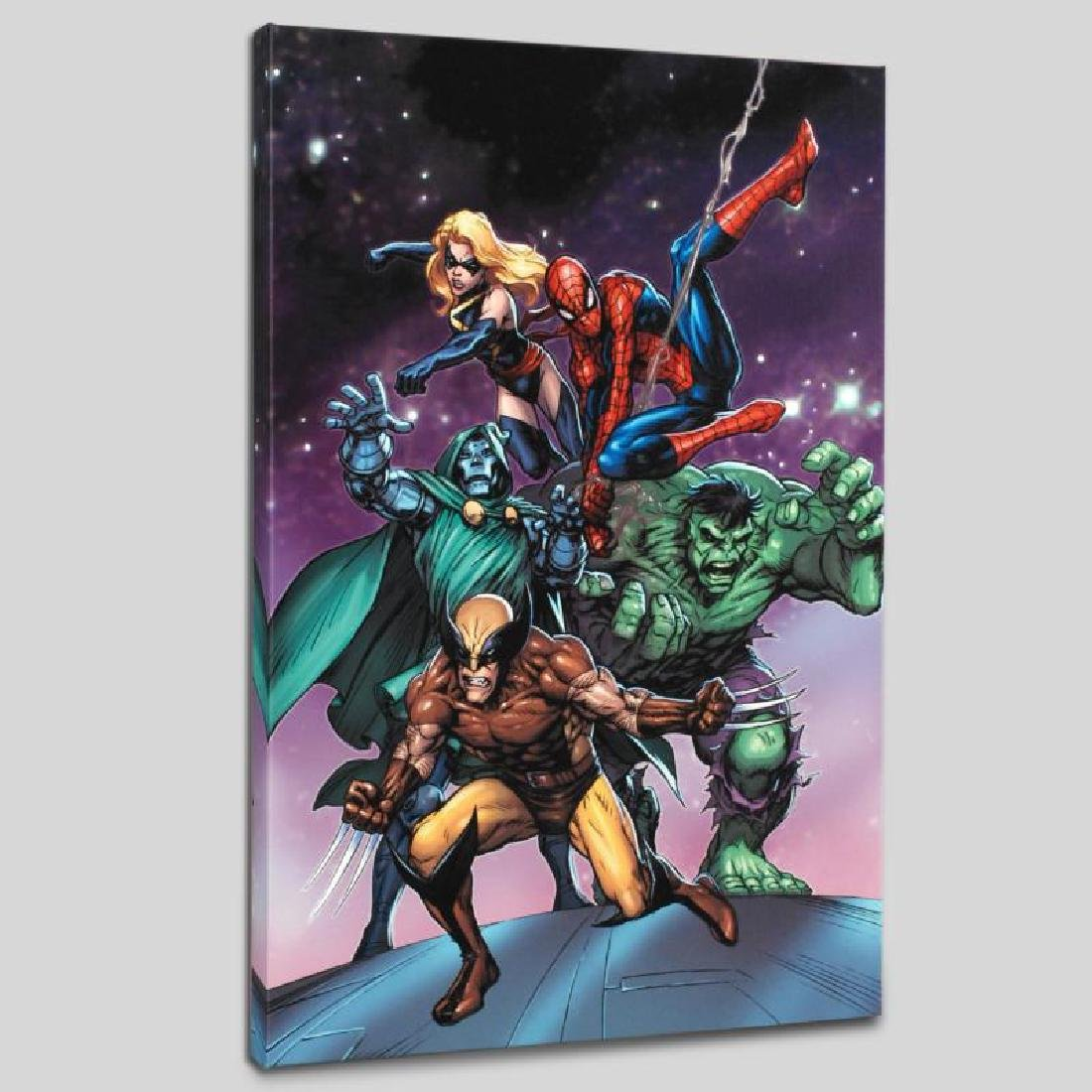 """""""Avengers and the Infinity Gauntlet #3"""" LIMITED EDITION"""