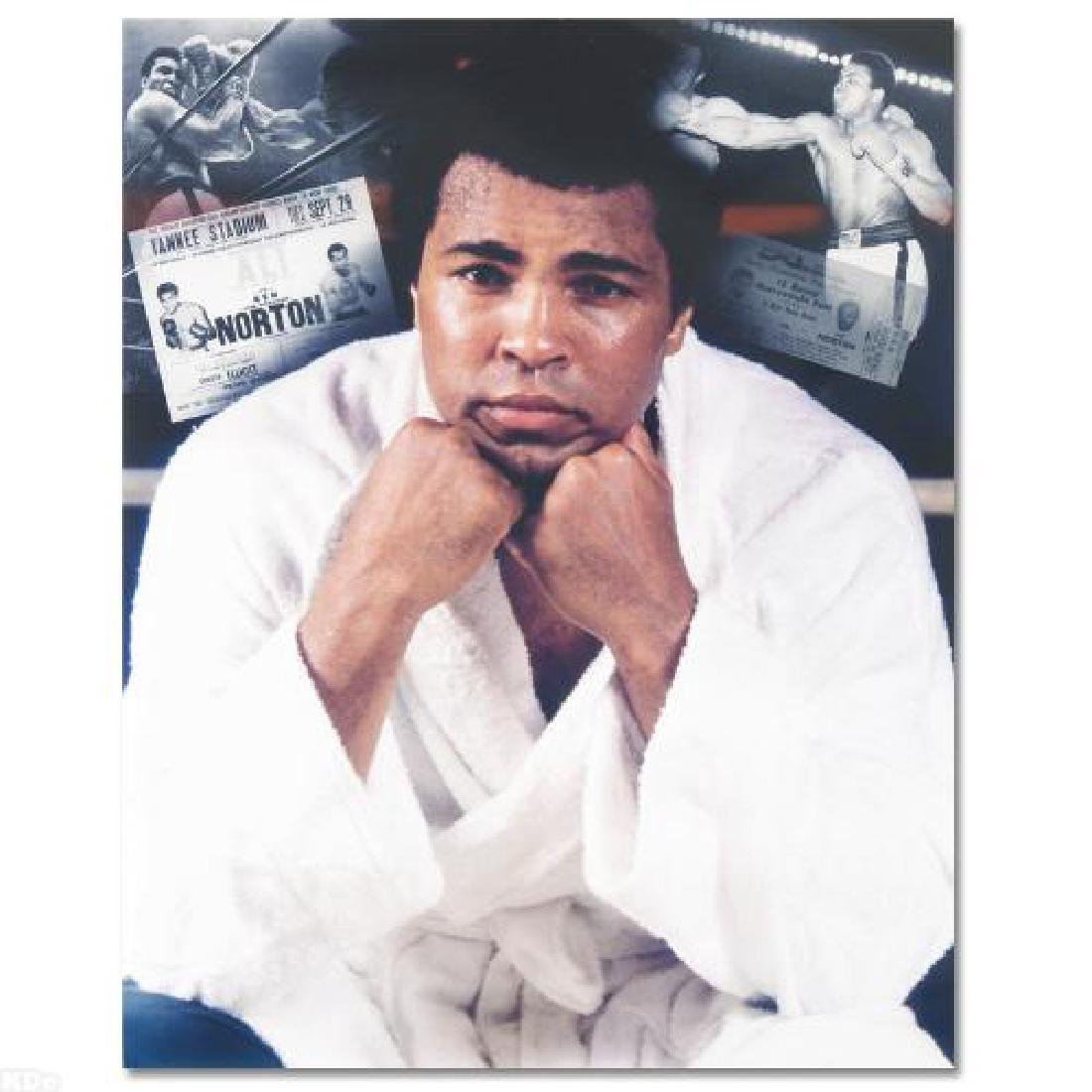 Muhammad Ali! Licensed Photograph of the Heavyweight
