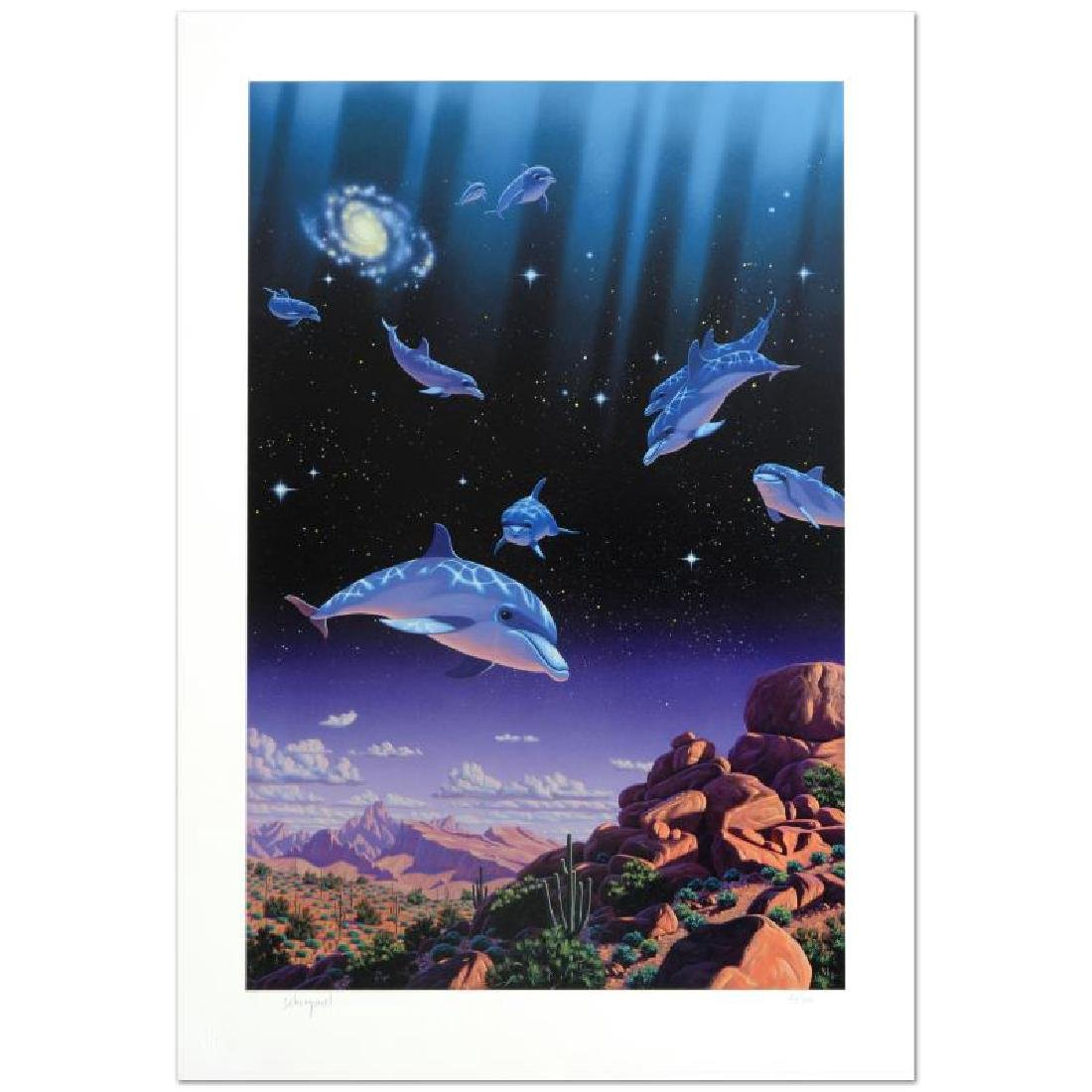 Ocean Dreams Limited Edition Giclee by William