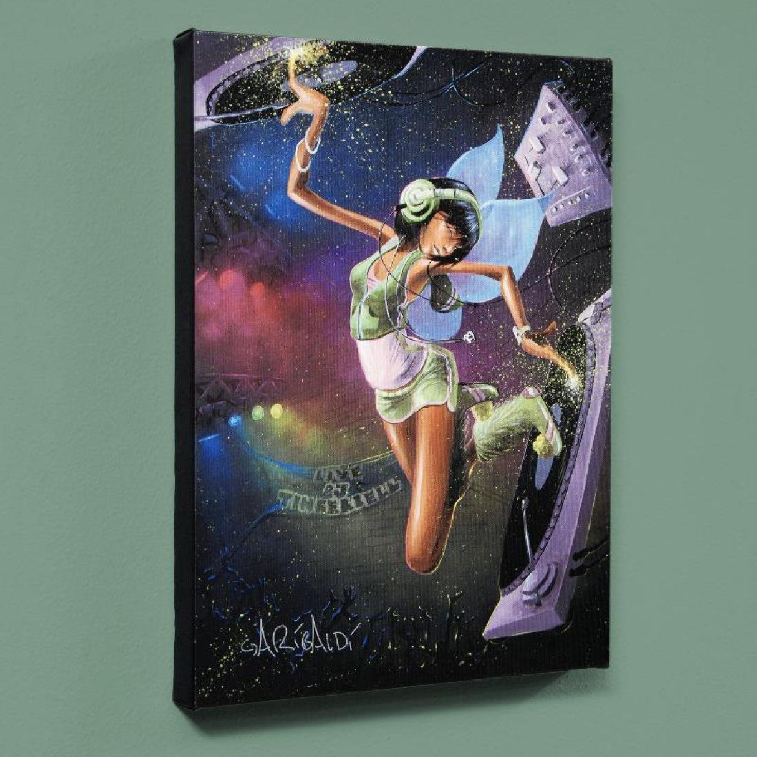 """Tinkerbell"" LIMITED EDITION Giclee on Canvas (27"" x"