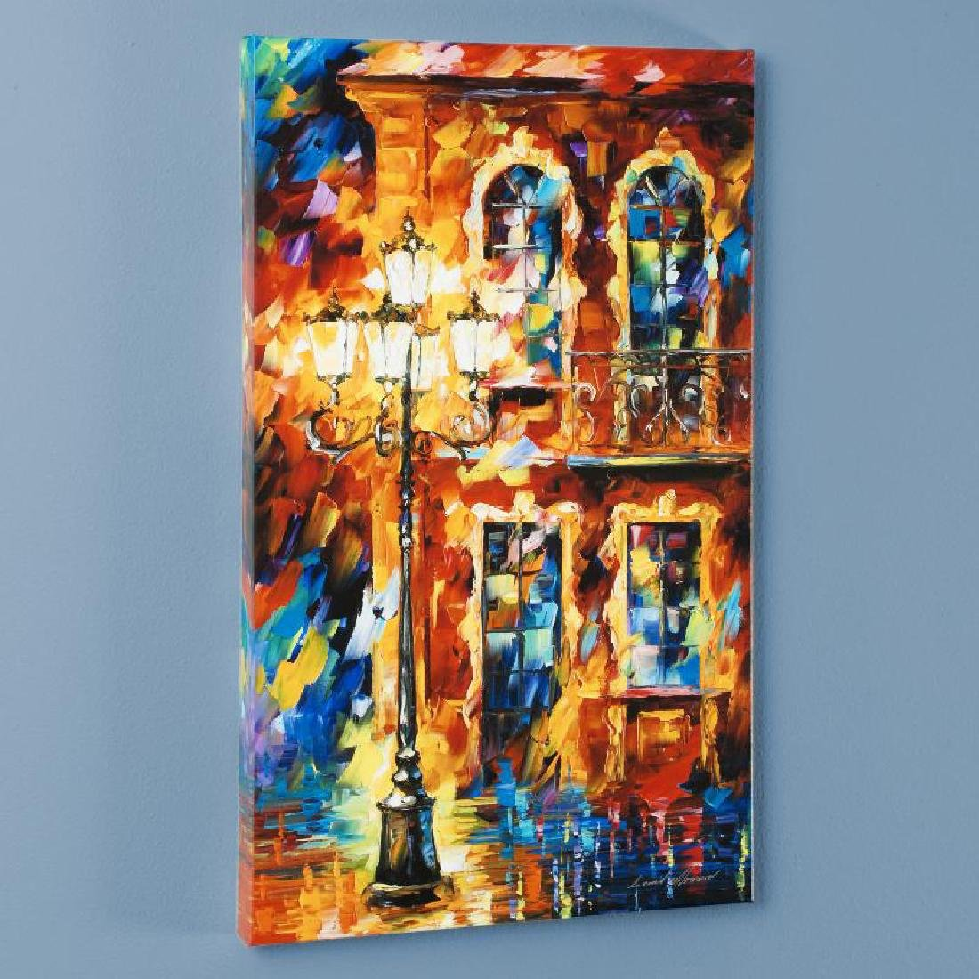 """Old Light"" LIMITED EDITION Giclee on Canvas by Leonid"