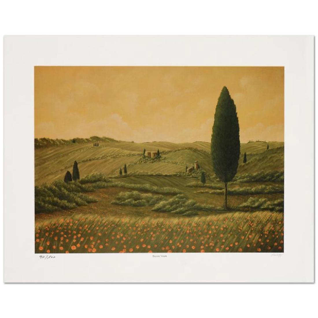 "Steven Lavaggi - ""Tuscan Vision"" Limited Edition"