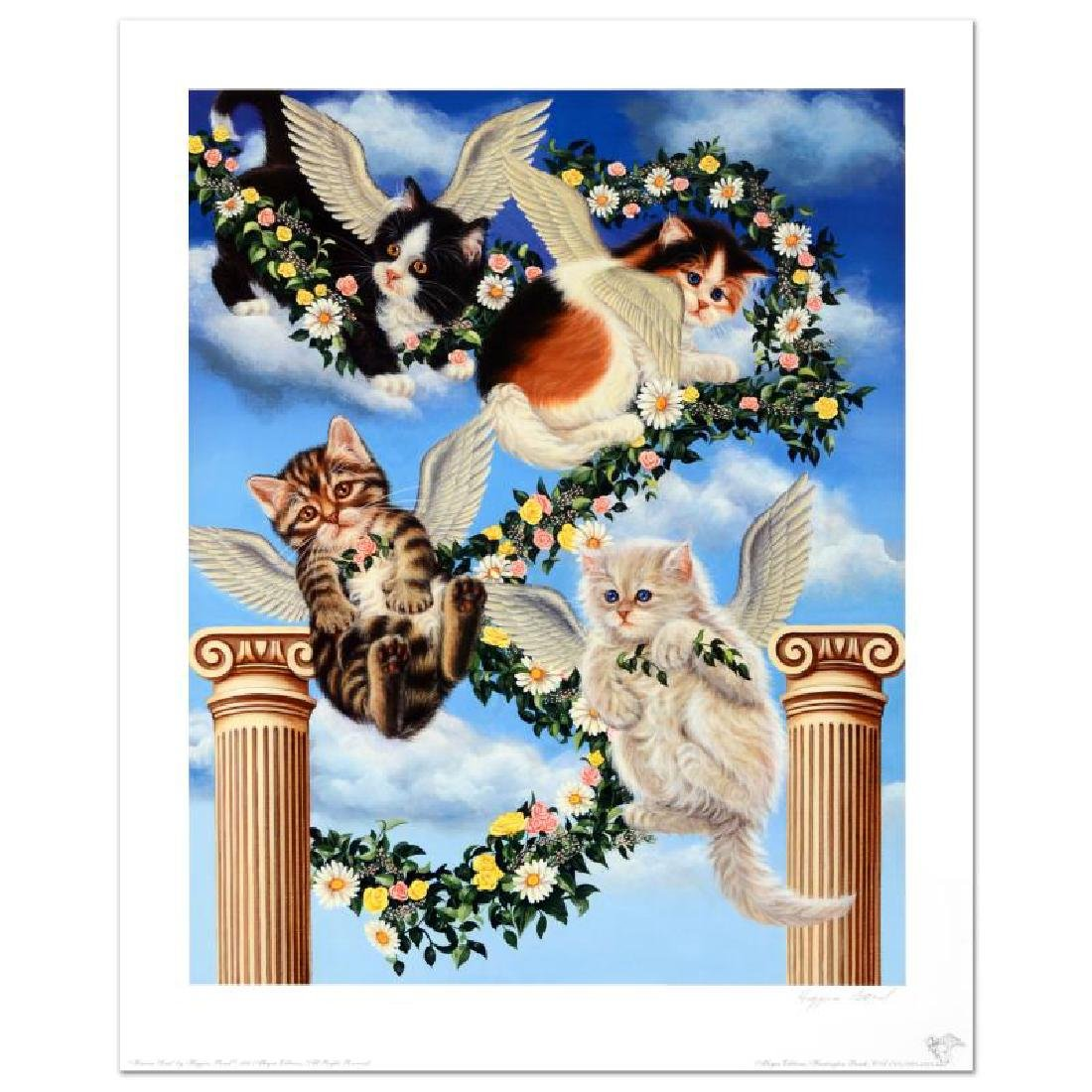 """""""Heaven Sent"""" Limited Edition Lithograph by Barbara"""
