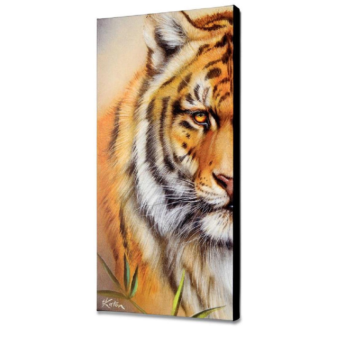 """""""Glory Stripes"""" Limited Edition Giclee on Canvas by"""