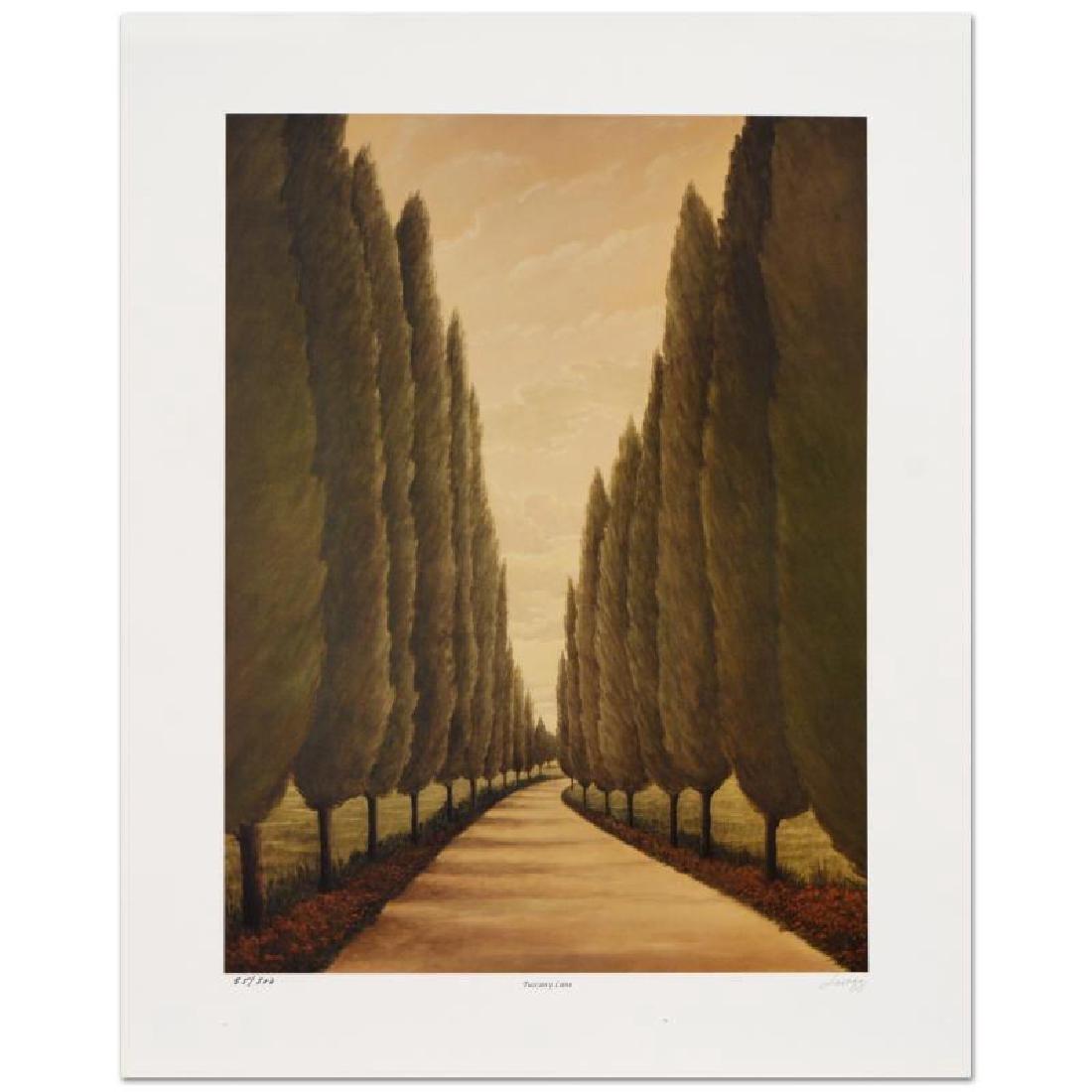 "Steven Lavaggi - ""Tuscany Lane"" Limited Edition"