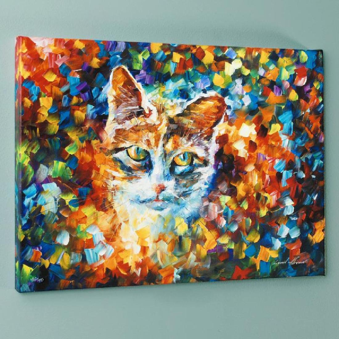 """""""Bright Eyes"""" LIMITED EDITION Giclee on Canvas by"""
