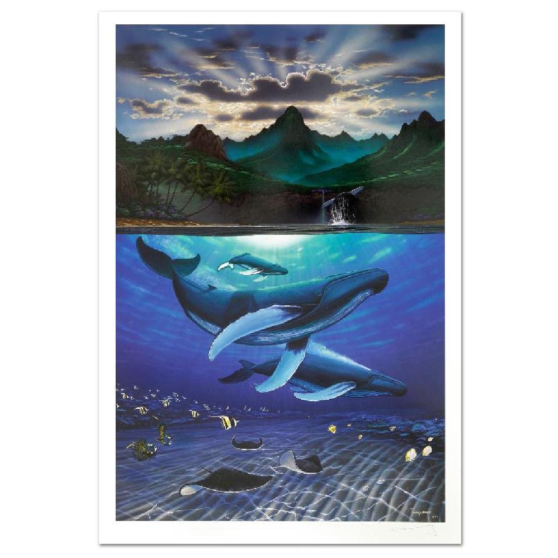 Dawn of Creation Limited Edition Lithograph by Famed