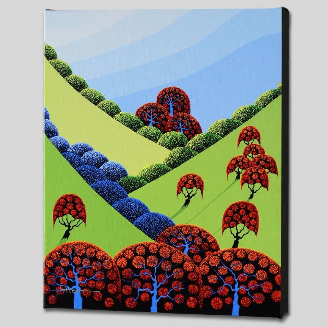 """""""Autumn Fields Forever"""" Limited Edition Giclee on"""
