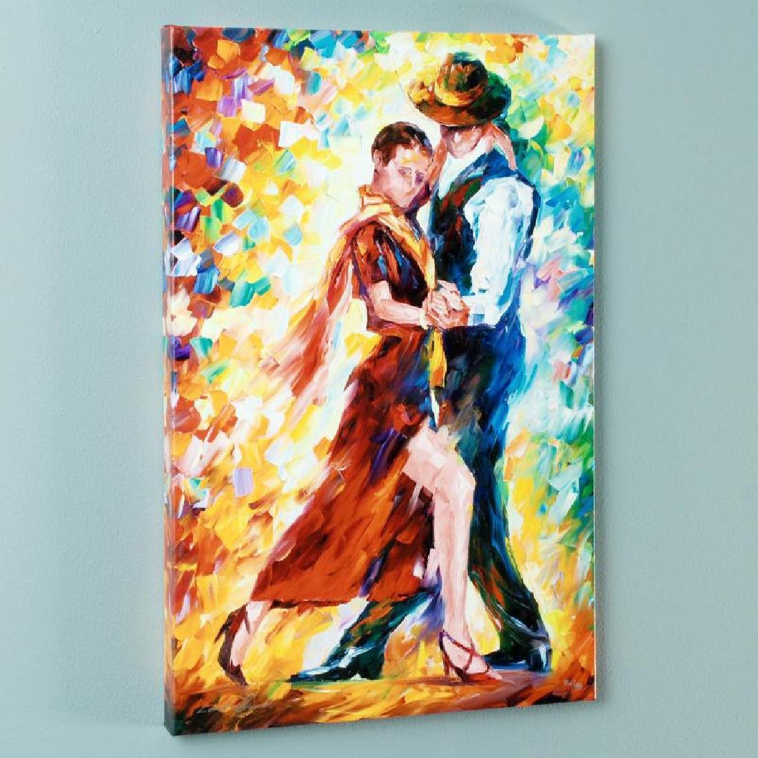 """Romantic Tango"" LIMITED EDITION Giclee on Canvas by"