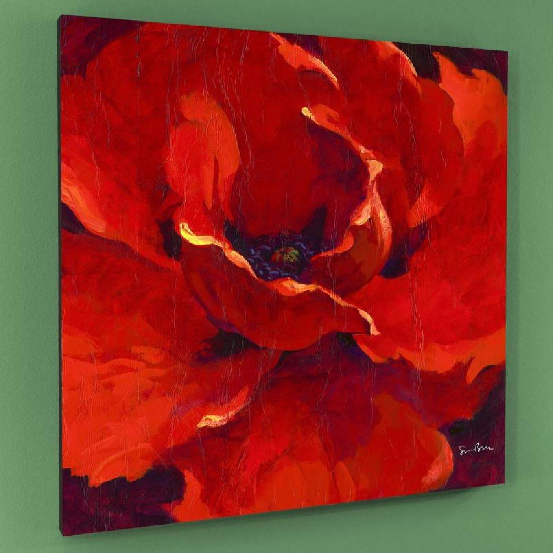 """Gem"" Limited Edition Giclee on Canvas by Simon Bull,"