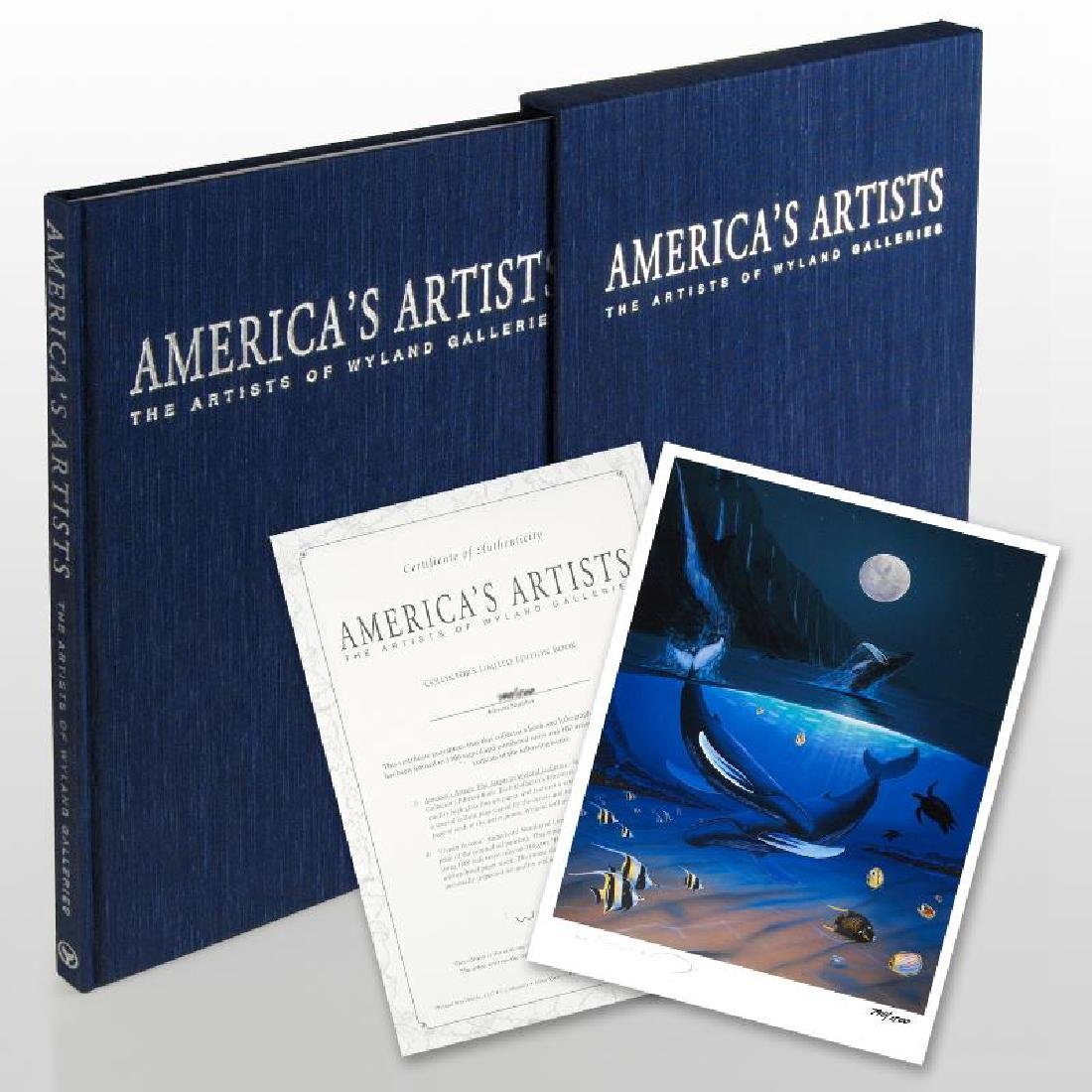America's Artists: The Artists of Wyland Galleries