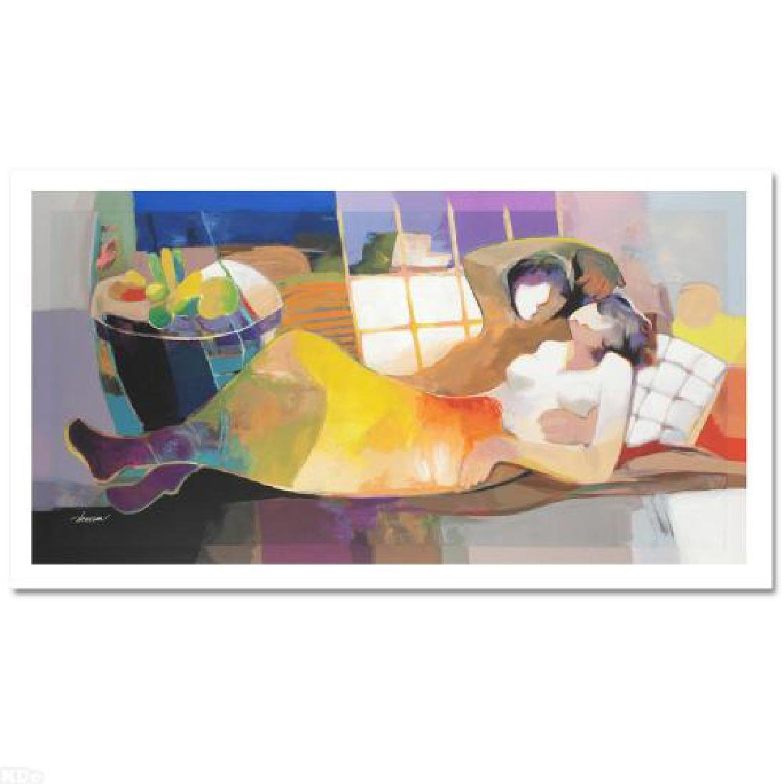 Daylight Dream Limited Edition Serigraph on Canvas (48""