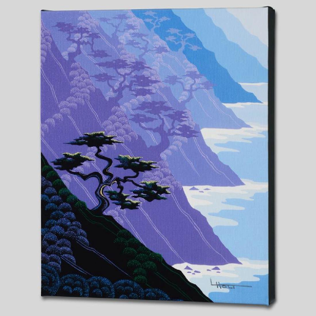 """""""Bonsai"""" Limited Edition Giclee on Canvas by Larissa"""
