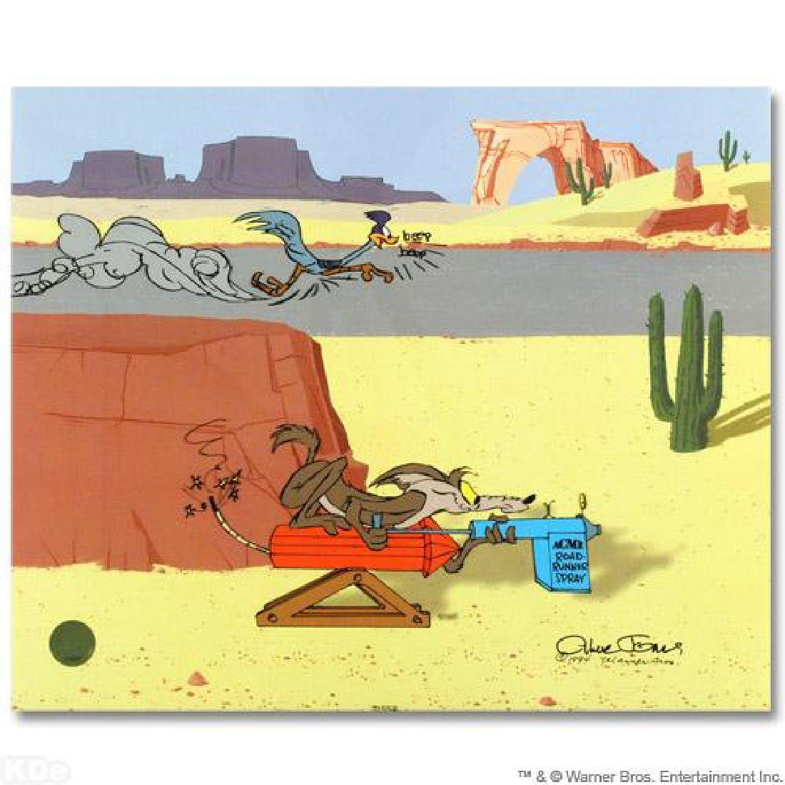 """""""Acme Road Runner Spray"""" Sold Out Limited Edition"""