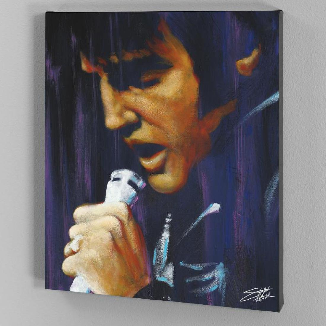 """""""I Dream"""" LIMITED EDITION Giclee on Canvas by Stephen"""