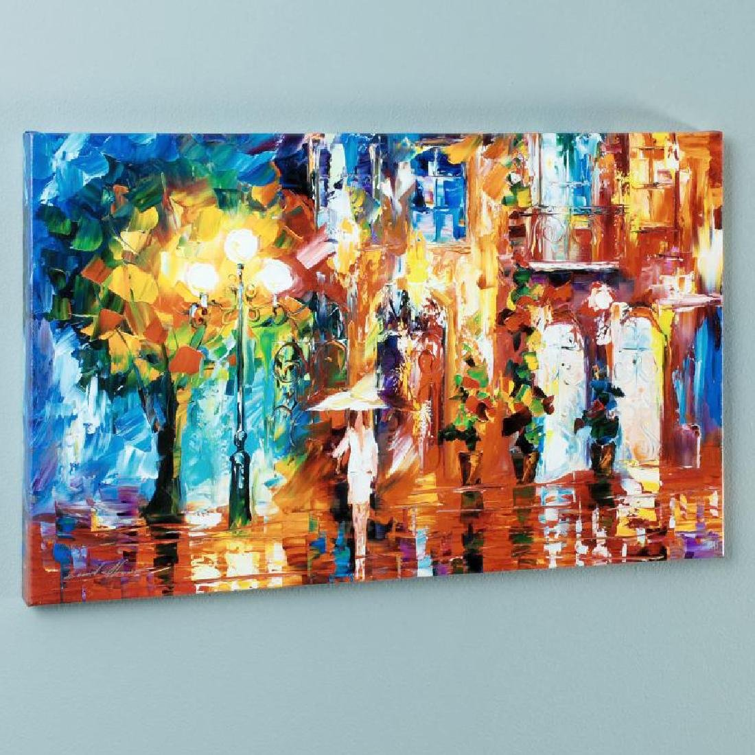 """Streetside Expression"" LIMITED EDITION Giclee on"