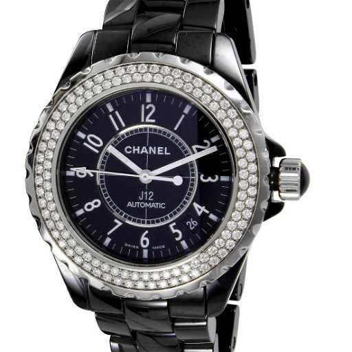 d93c4eb84f3 Chanel J12 Automatic Ceramic Diamond Watch
