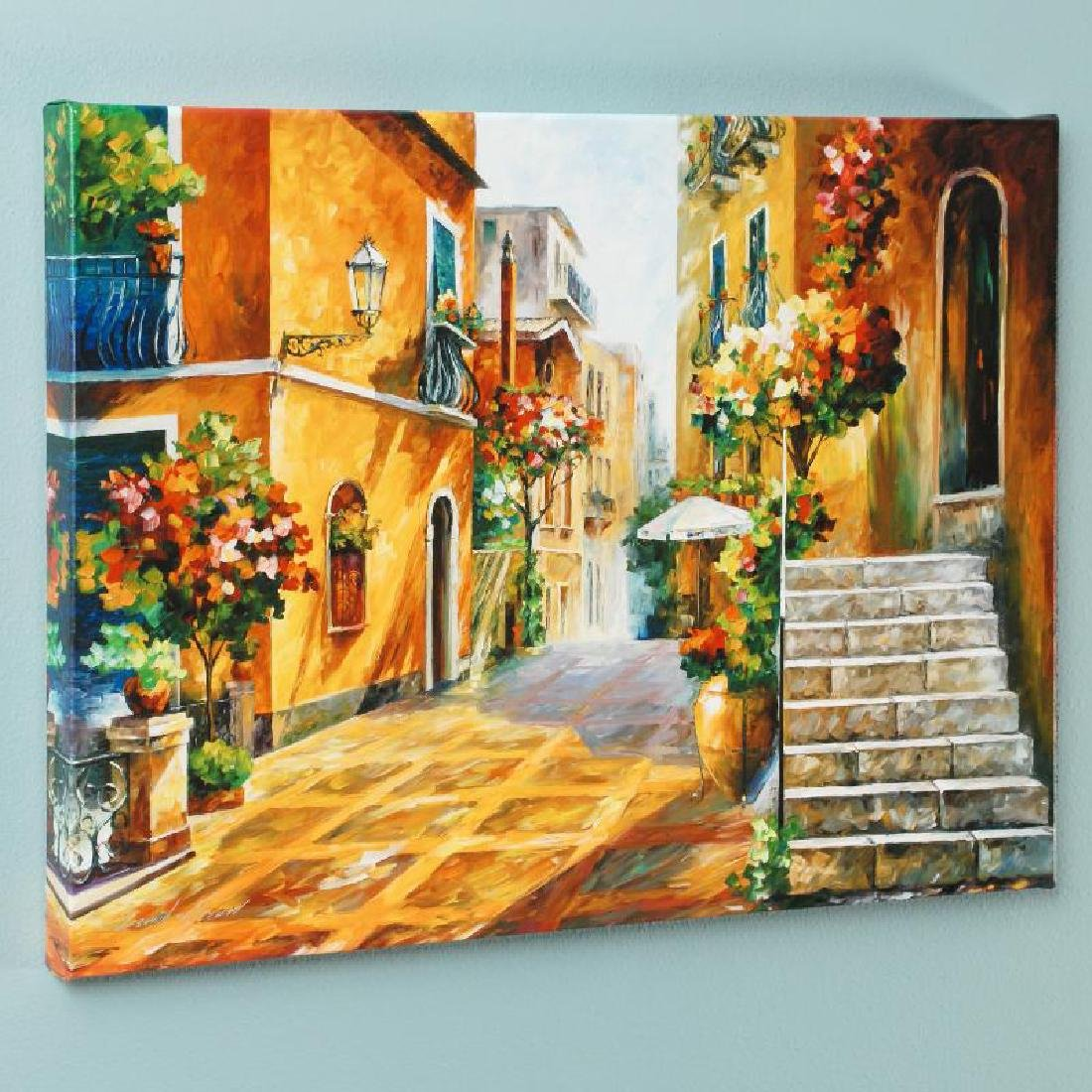 """The Sun of Sicily"" LIMITED EDITION Giclee on Canvas by"