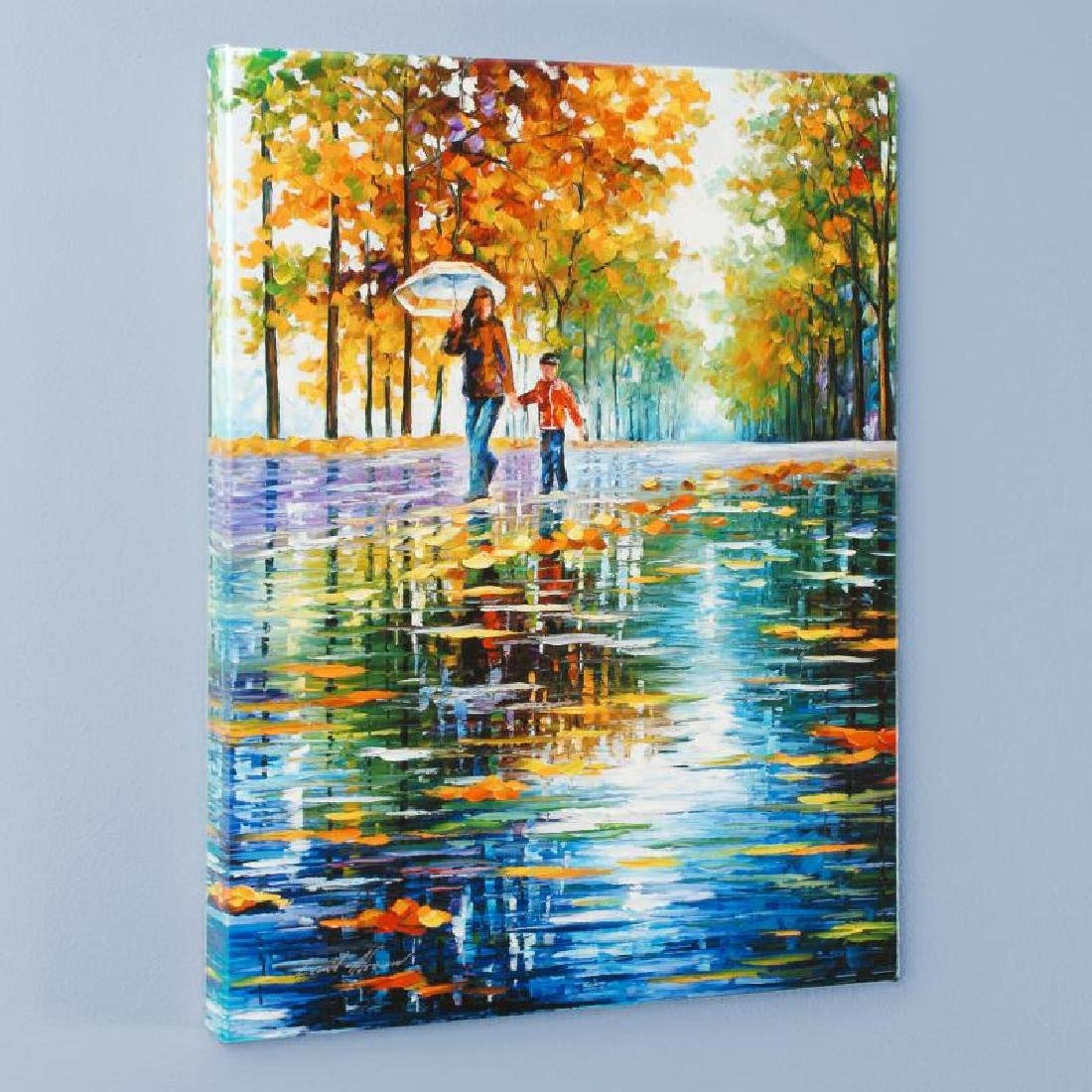 """""""Stroll in an Autumn Park"""" LIMITED EDITION Giclee on"""