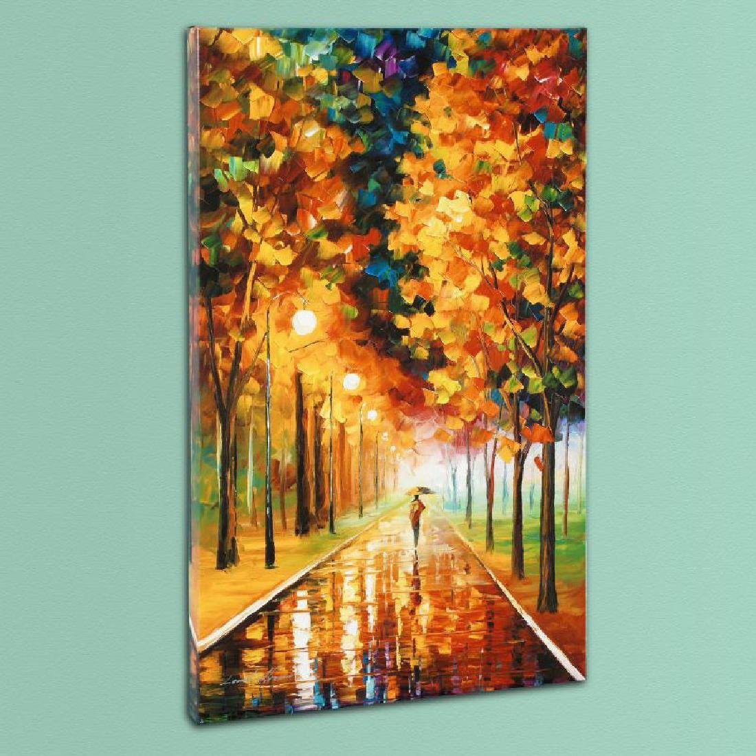"""""""Light of Autumn"""" LIMITED EDITION Giclee on Canvas by"""