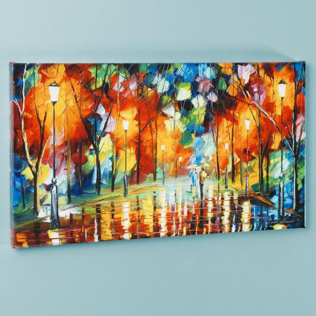 """""""Mirror Streets"""" LIMITED EDITION Giclee on Canvas by"""