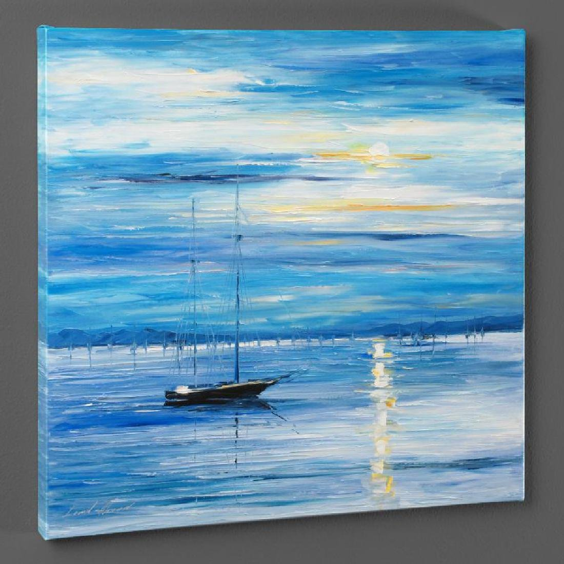 """""""Far from Shore"""" LIMITED EDITION Giclee on Canvas by"""