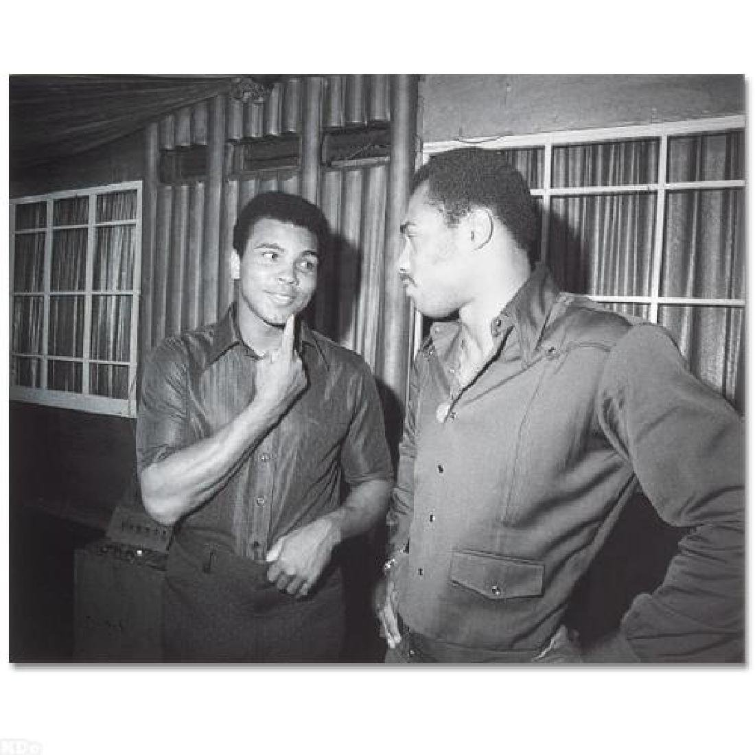 Muhammad Ali and Ken Norton! Licensed Photograph of the