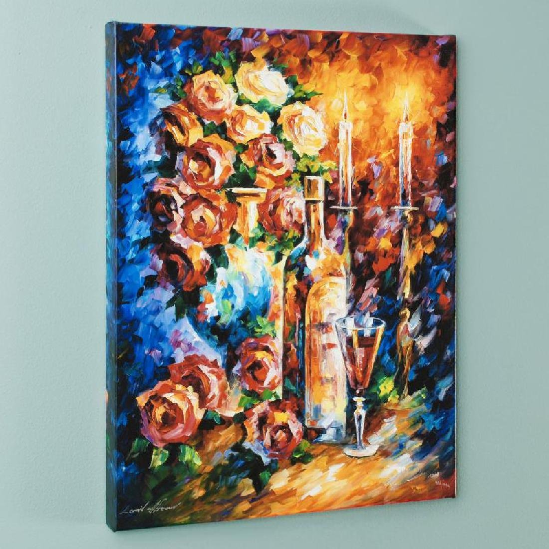 """""""Shabbat II"""" LIMITED EDITION Giclee on Canvas by Leonid"""