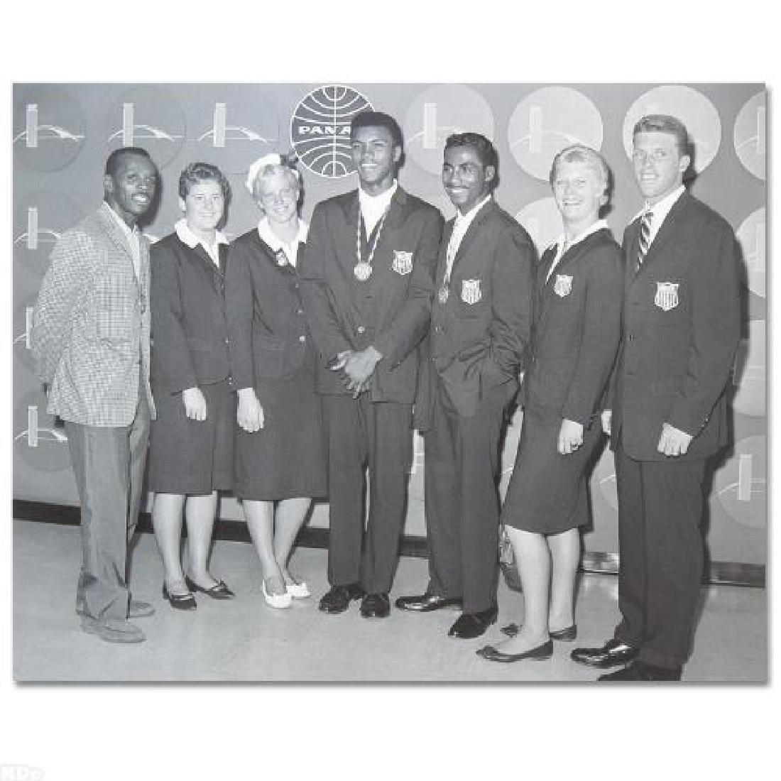 Muhammad Ali! Photograph of the Heavyweight Champ!