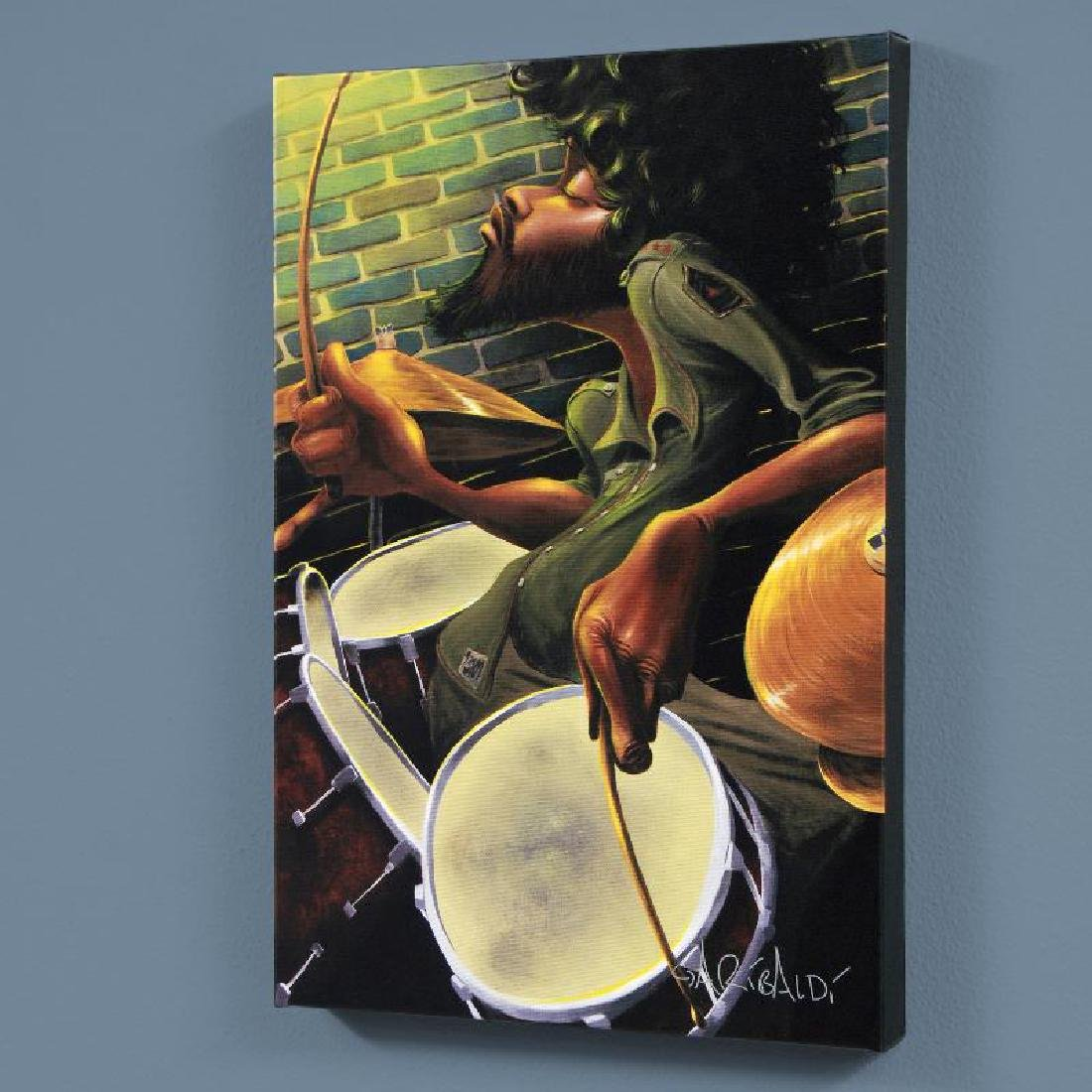 """Break Beat Fever"" LIMITED EDITION Giclee on Canvas"