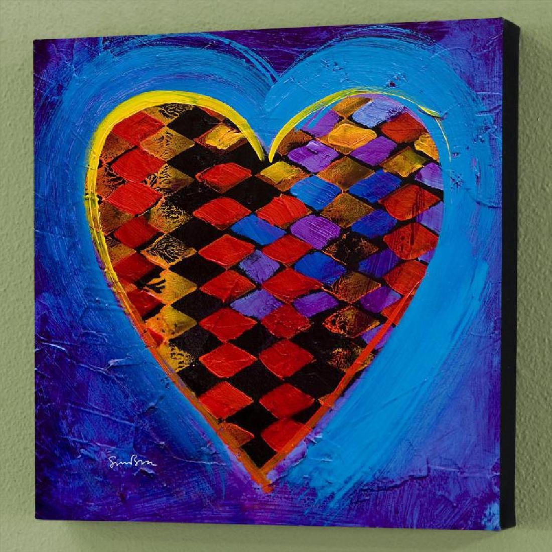"""""""It's A Love Thing II"""" Limited Edition Giclee on Canvas"""