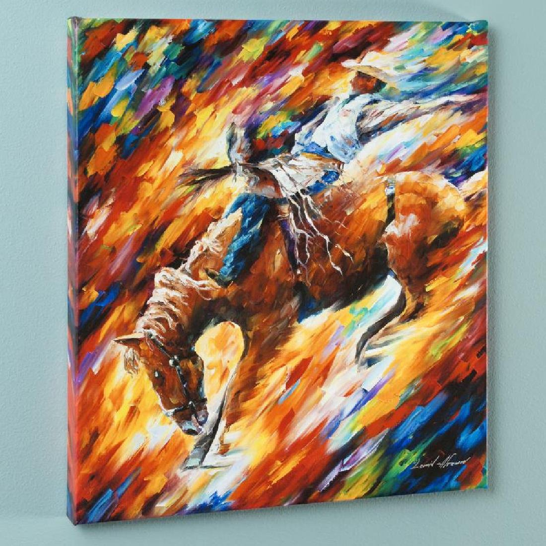 """Rodeo - Dangerous Games"" LIMITED EDITION Giclee on"