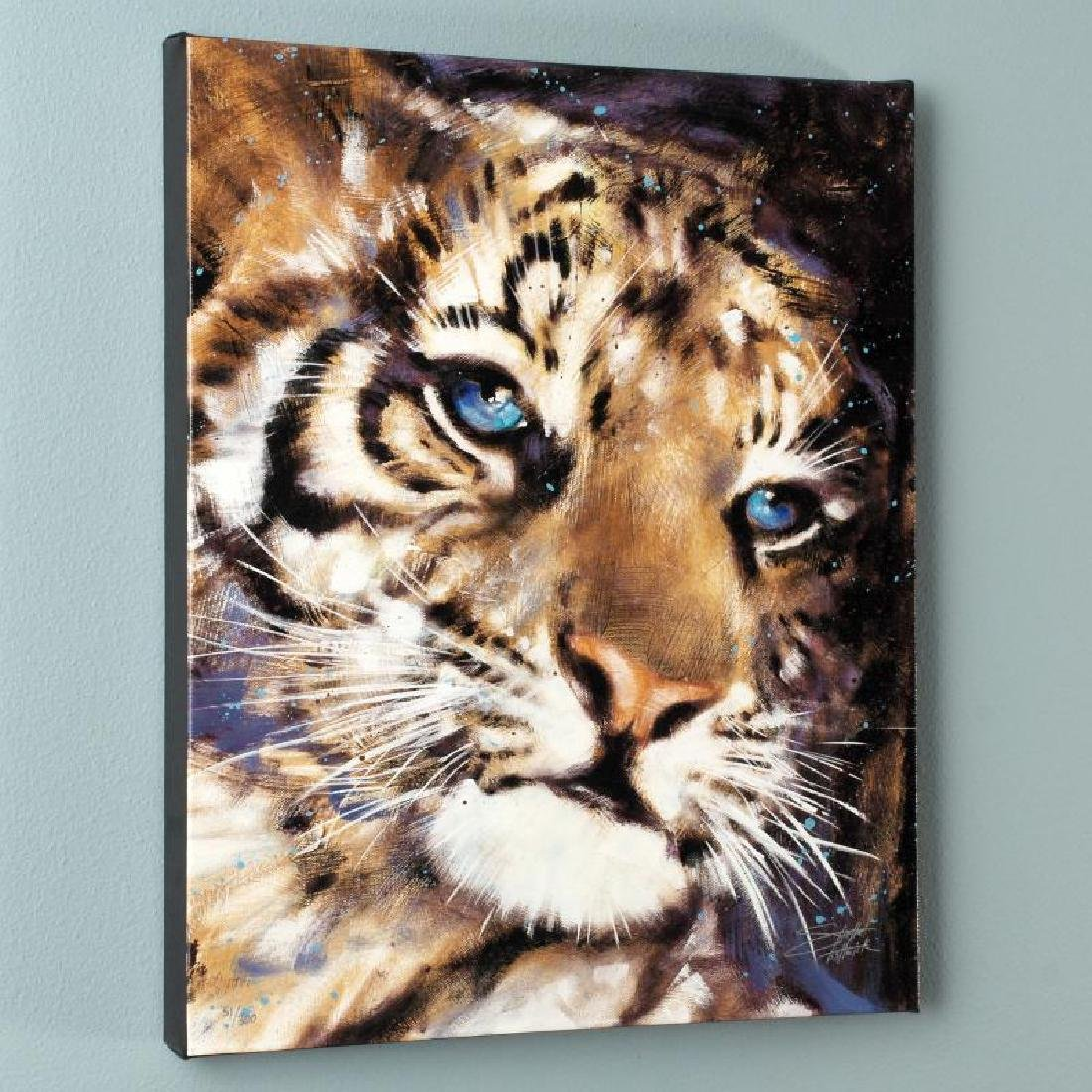 """Cub"" LIMITED EDITION Giclee on Canvas by Stephen"