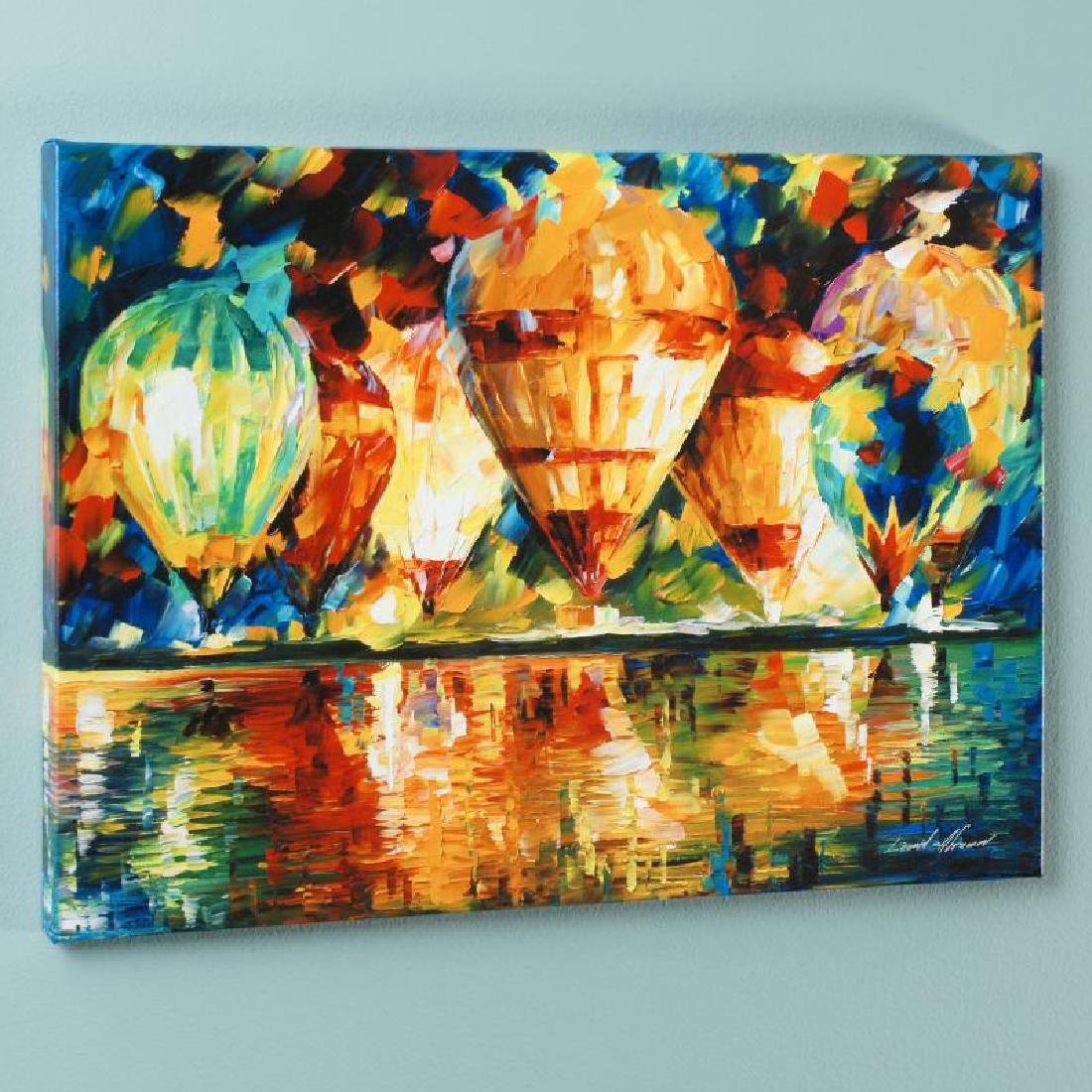 """""""Balloon Show"""" LIMITED EDITION Giclee on Canvas by"""