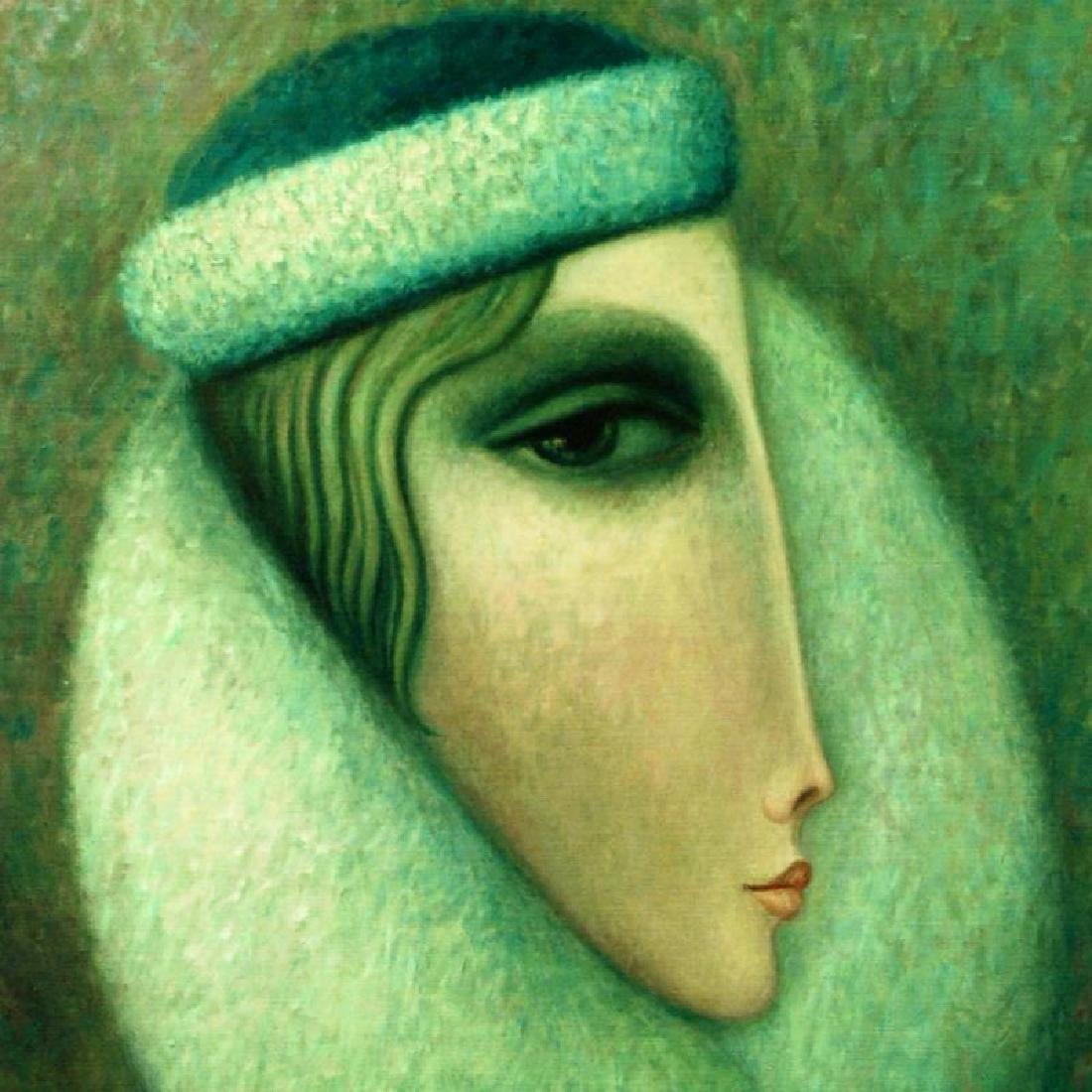 Legendary Russian Artist Sergey Smirnov (1953-2006)! - 2