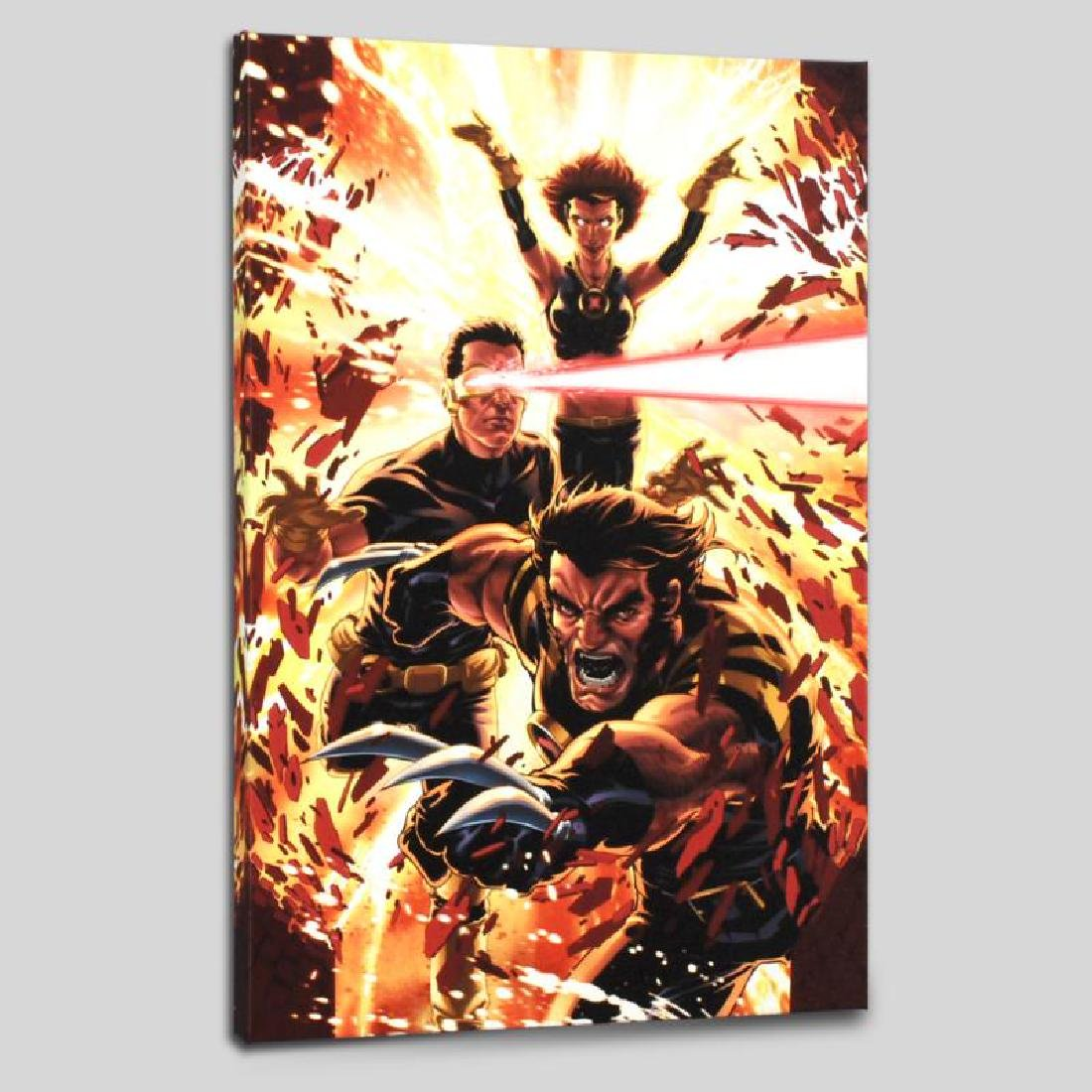 """Ultimatum: X-Men Requiem #1"" Limited Edition Giclee on - 2"