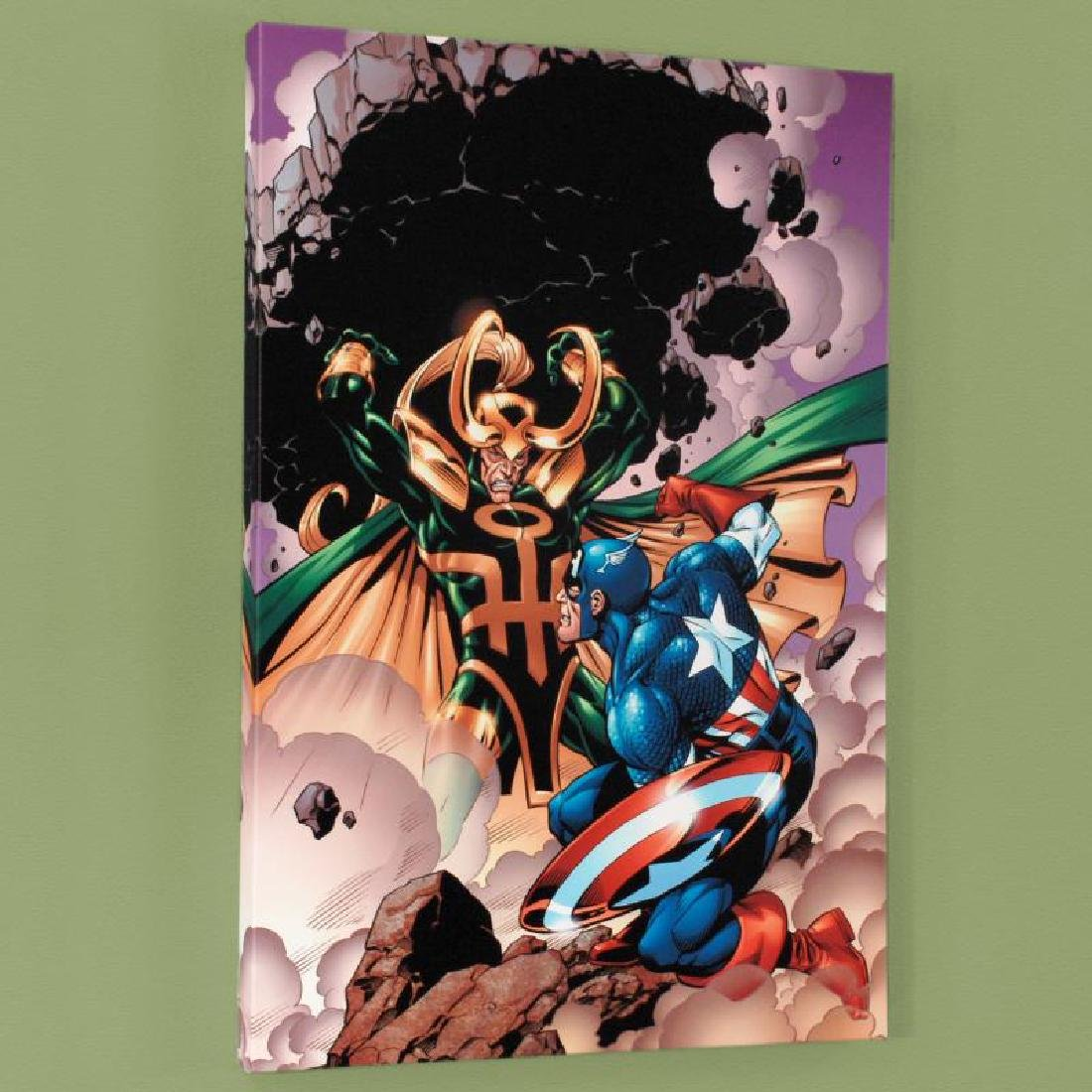 """""""Last Hero Standing #5"""" Limited Edition Giclee on"""