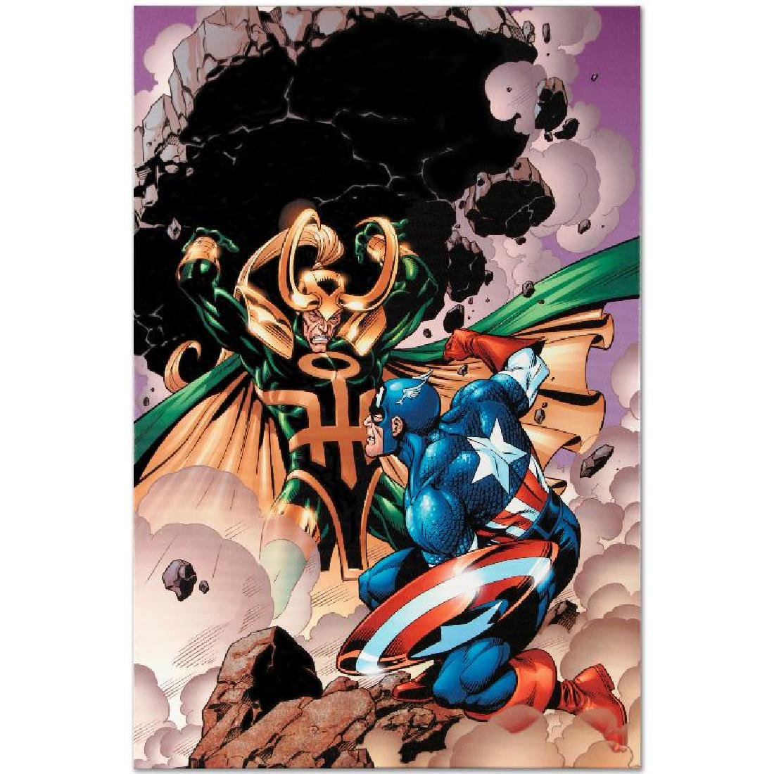 """""""Last Hero Standing #5"""" Limited Edition Giclee on - 6"""